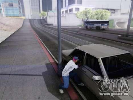 Le piratage de la machine pour GTA San Andreas