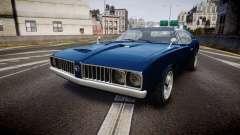 Classique Stallion Fastback für GTA 4