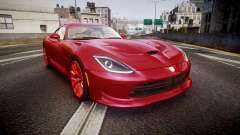 Dodge Viper SRT 2013 rims1