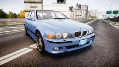 BMW M5 E39 stock