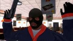 Franklin (die Räuber) von GTA 5
