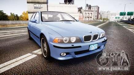BMW M5 E39 stock pour GTA 4