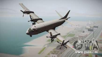 Lockheed P-3 Orion MLD New pour GTA San Andreas