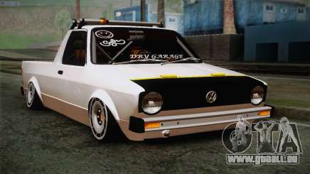 Volkswagen Caddy DRY Garage pour GTA San Andreas