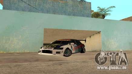 Mitsubishi Lancer Evo 9 VCDT V2 pour GTA San Andreas