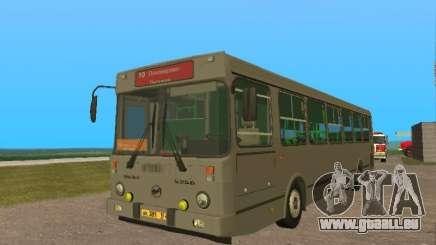 LiAZ 5256 pour GTA San Andreas