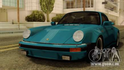 Porsche 911 Turbo 3.3L Coupe (930) 1981 für GTA San Andreas