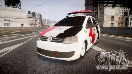 Volkswagen Suran PMESP [ELS] pour GTA 4