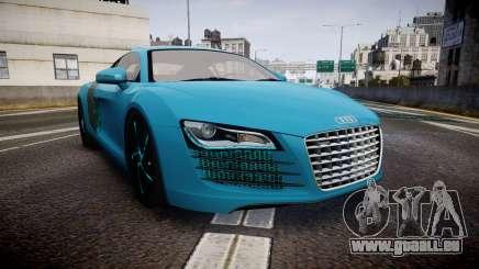 Audi R8 Tron Legacy [EPM] pour GTA 4