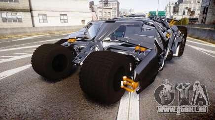 Batman tumbler [EPM] pour GTA 4