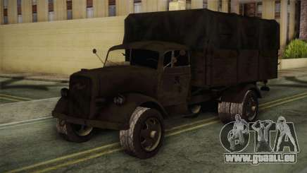 Opel Blitz (CoD: World at War) pour GTA San Andreas