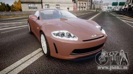 Dewbauchee XSL650R für GTA 4