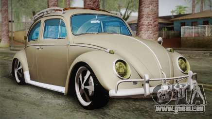 Volkswagen Fusca 1974 pour GTA San Andreas