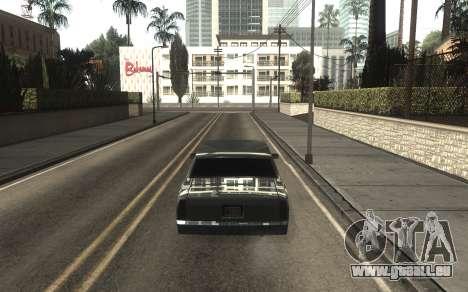ColorMod и ENB Series pour GTA San Andreas