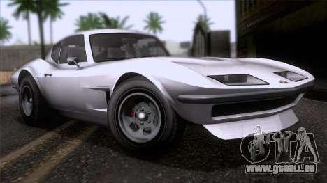 GTA 5 Invetero Coquette Classic HT SA Mobile pour GTA San Andreas