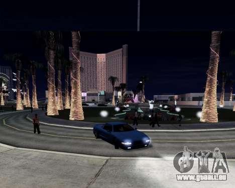 GtD ENBseries pour GTA San Andreas troisième écran