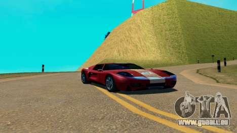Summers-ENB v9.5 für GTA San Andreas zweiten Screenshot