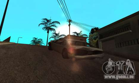 New Effects Paradise für GTA San Andreas her Screenshot