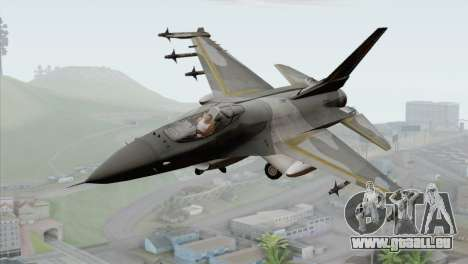 F-16 Scarface Squadron pour GTA San Andreas