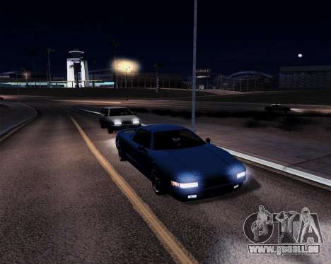 GtD ENBseries für GTA San Andreas her Screenshot