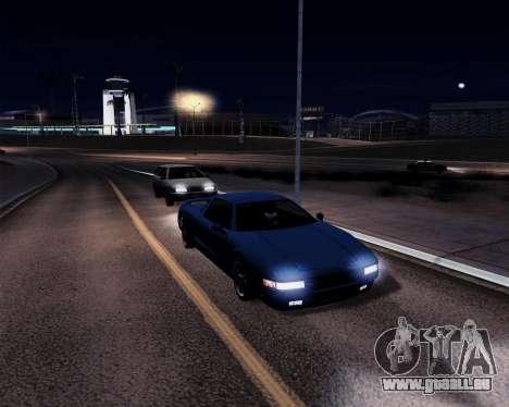 GtD ENBseries für GTA San Andreas her Screenshot