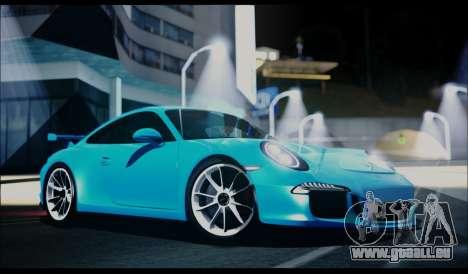 Grizzly Games ENB V2.0 pour GTA San Andreas cinquième écran