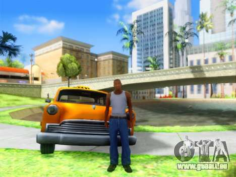ENB Graphics Enhancement v2.0 für GTA San Andreas her Screenshot