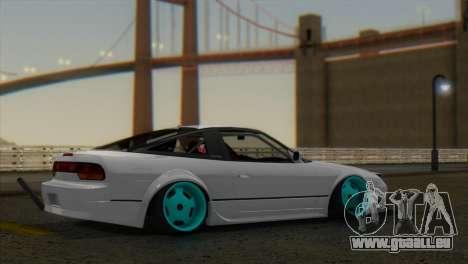 ENB W V2 pour GTA San Andreas quatrième écran