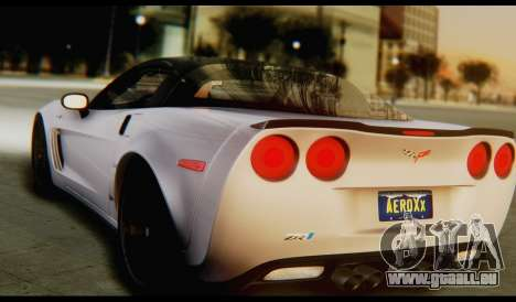 Humaiya ENB 0.248 pour GTA San Andreas troisième écran