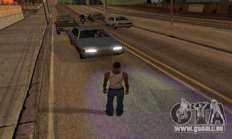 New Effects Paradise für GTA San Andreas achten Screenshot