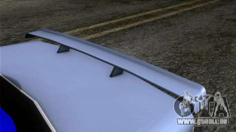 Primo GT für GTA San Andreas Rückansicht