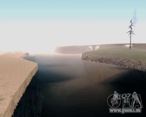ENB Series for Low PC pour GTA San Andreas deuxième écran