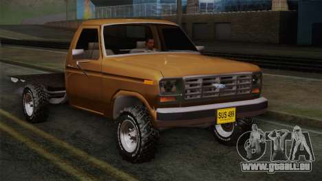 Ford F-150 1984 pour GTA San Andreas