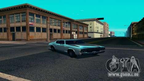 Summers-ENB v9.5 für GTA San Andreas her Screenshot
