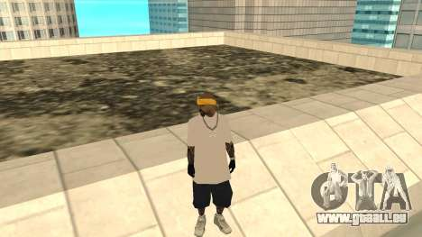 New lsv3 pour GTA San Andreas