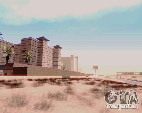 ENB Series for Low PC pour GTA San Andreas