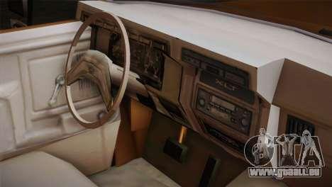 Ford F-150 1984 für GTA San Andreas rechten Ansicht