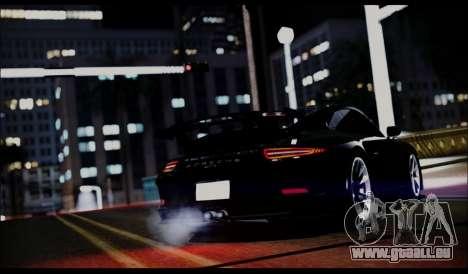 Grizzly Games ENB V2.0 pour GTA San Andreas quatrième écran
