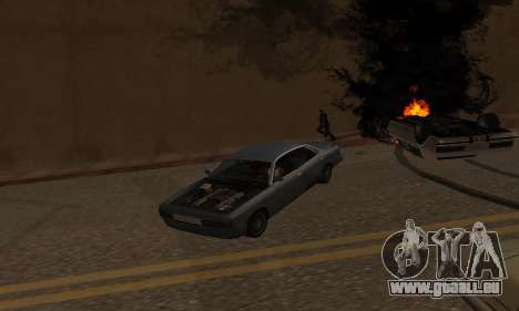 New Effects Paradise für GTA San Andreas neunten Screenshot