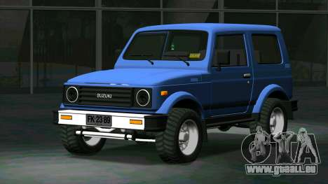 Suzuki Samurai pour GTA San Andreas