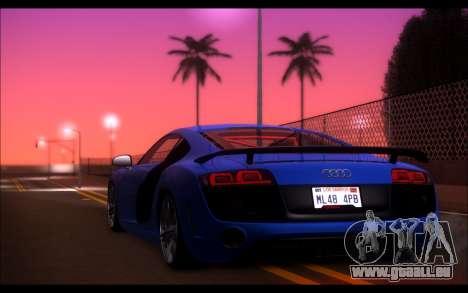 ENB Ximov V3.0 pour GTA San Andreas quatrième écran