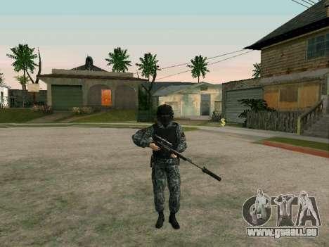 Der Polizist für GTA San Andreas