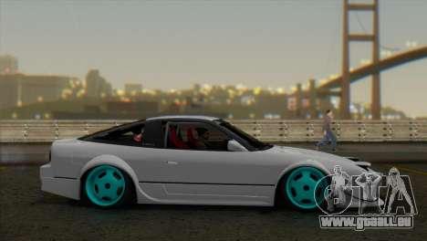 ENB W V2 pour GTA San Andreas troisième écran