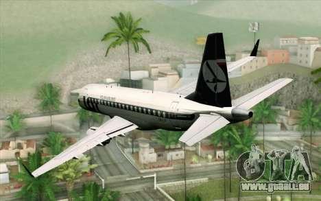 Embraer EMB-175 LOT Polish Airlines pour GTA San Andreas laissé vue