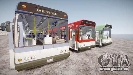 GTA 5 Bus v2 für GTA 4