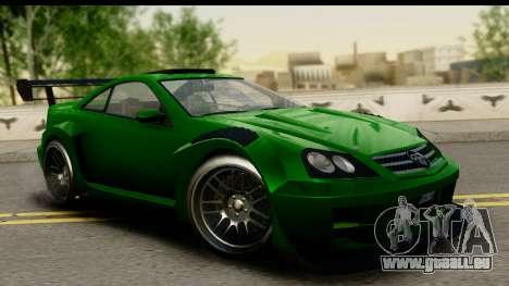 GTA 5 Benefactor Feltzer SA Mobile pour GTA San Andreas
