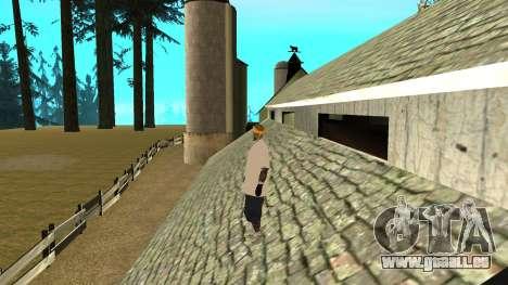 New lsv3 pour GTA San Andreas troisième écran