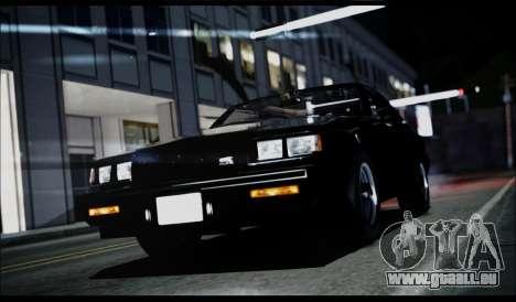 Grizzly Games ENB V2.0 pour GTA San Andreas sixième écran