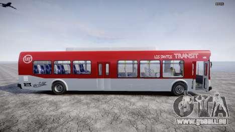 GTA 5 Bus v2 pour GTA 4 est une gauche
