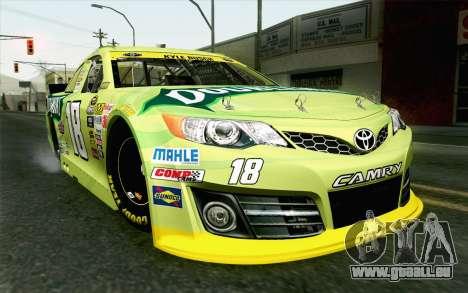 NASCAR Toyota Camry 2013 v4 für GTA San Andreas